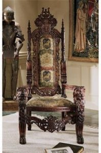 medieval chair