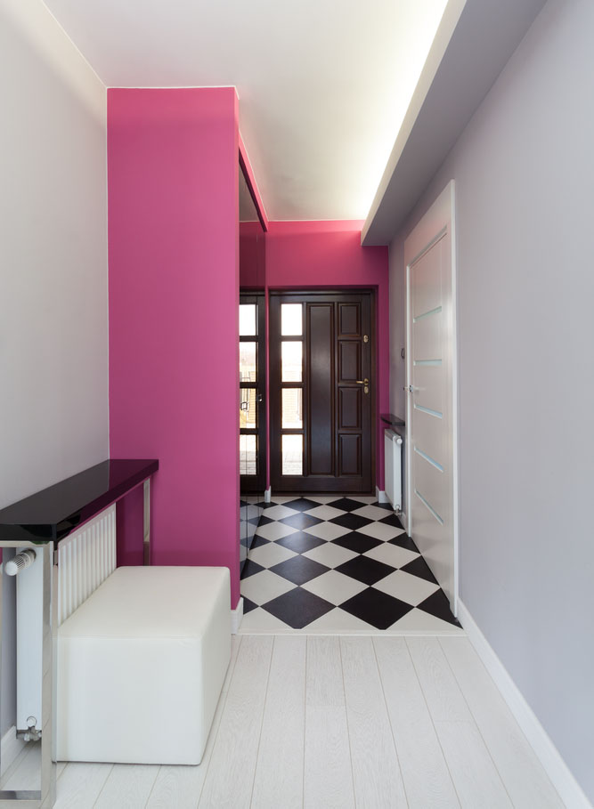 Colours For Small Hallways Images