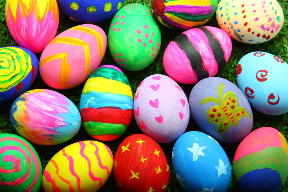 Five Easter Egg Decorating Ideas - The ScS blog