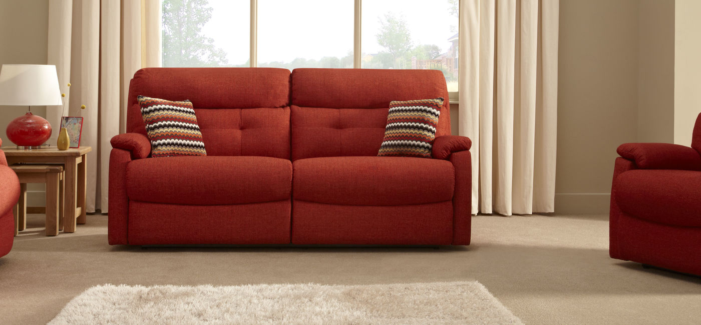 How To Style Brightly Coloured Sofas The ScS Blog