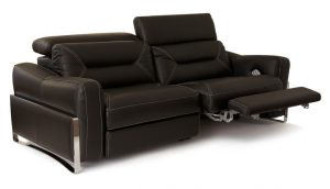 SiSi Italia San Remo 3 Seater Power Recliner Sofa