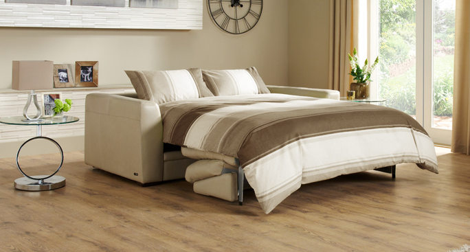 Sofa bed header