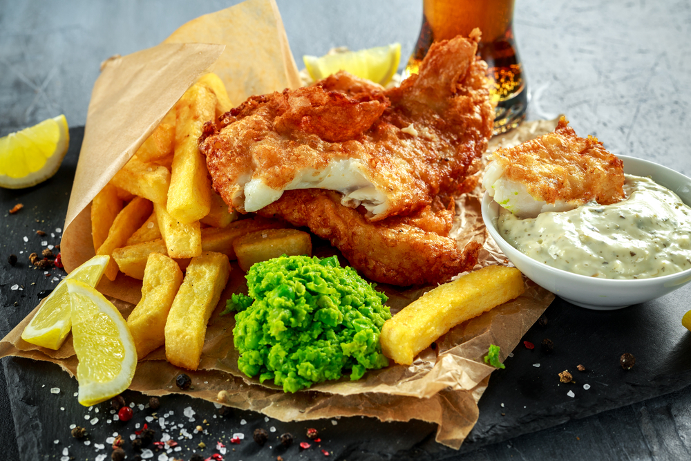 Easter - Good Friday - Fish and Chips