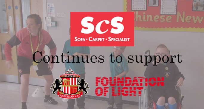 ScS continues Foundation of Light support