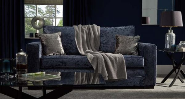 The Velvet Revolution - How to use velvet in your home