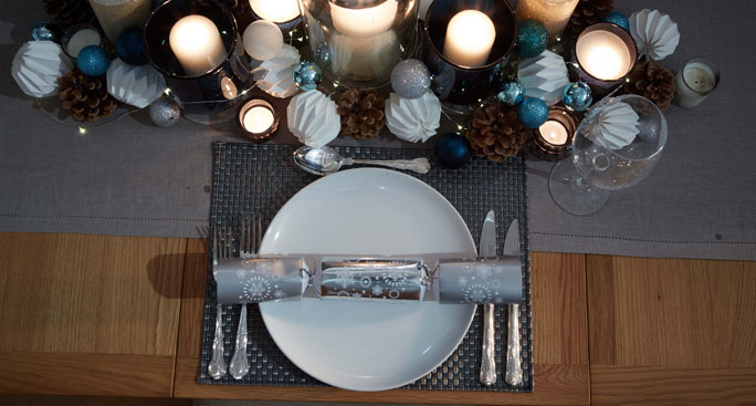 The perfect setting - how to set your table this Christmas