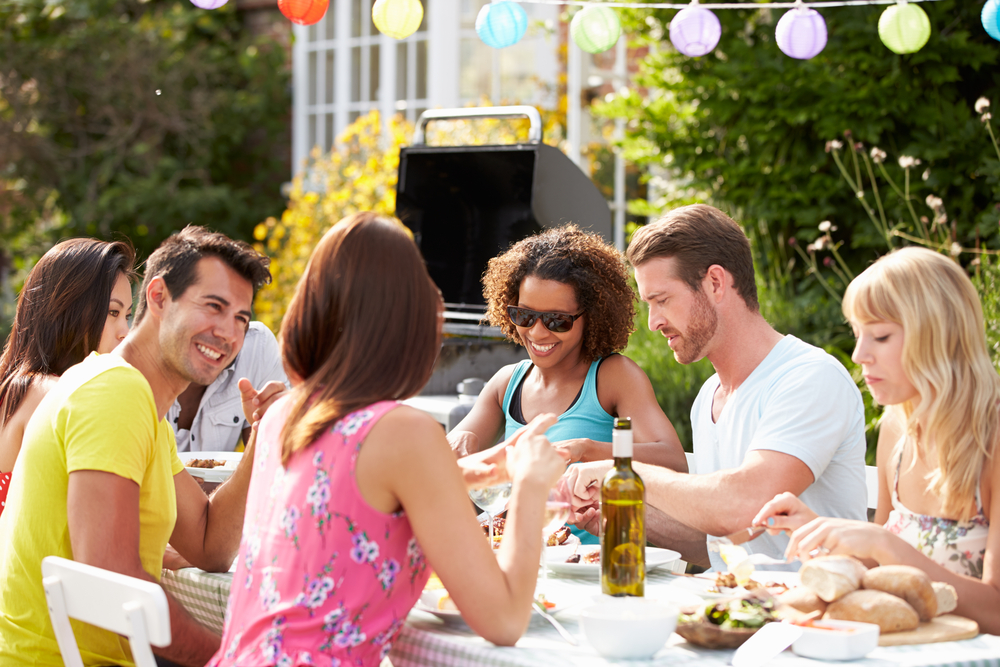 Temperatures are set to rocket this summer meaning the likelihood of garden parties.