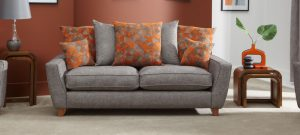 Lily 3 Seater Scatter Back