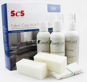 Fabric Care Kit - Contents