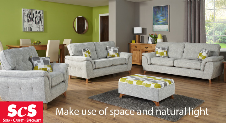 Make Use Of Natural Light And Space In Your Home Scs