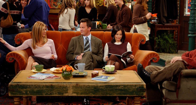 The cast of Friends - Where are they now?