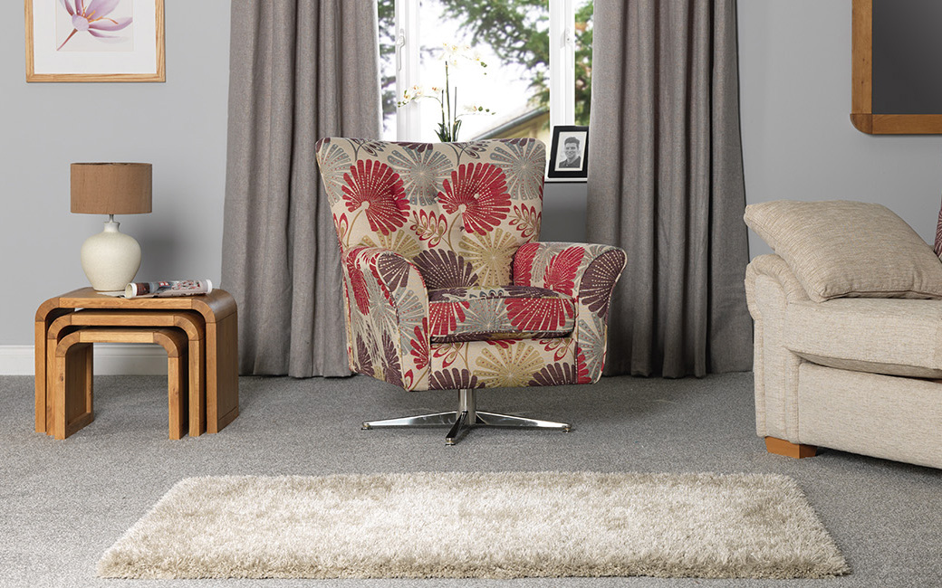 Burbank Swivel Chair : scs twister chair - Cheerinfomania.Com